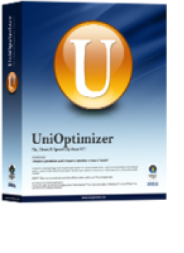 UniOptimizer - 1 Lifetime License + HitMalware