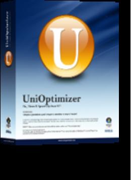UniOptimizer: 2 PCs/yr Promo Code