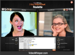 Chat vidéo Roulette Script + Assistance d'installation