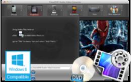 Video Converter für Mac Lebensdauer / 1 PC