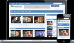 VideoBoard WordPress Theme