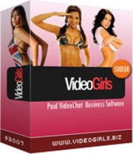 VideoGirls BiZ Turnkey PPV Video Chat Script avec Premium3B Hébergement mensuel