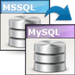 Viobo MSSQL zu MySQL Data Migrator Bus.