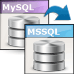 Viobo MySQL to MSSQL Data Migrator Pro.
