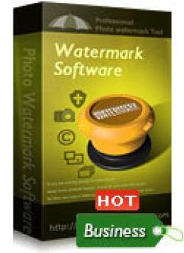 Logiciel Watermark pour entreprise 50% Off pour GOTD