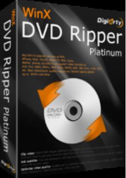 WinX DVD Ripper Platinum Promo Code