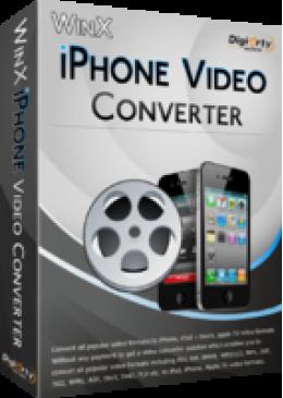 WinX iPhone Video Converter - 15% Promo Code