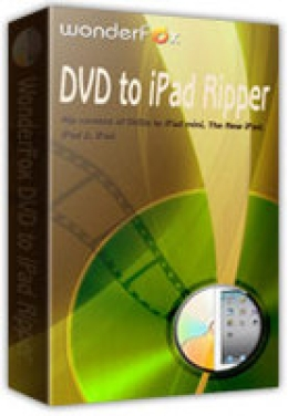 WonderFox DVD to iPad Ripper