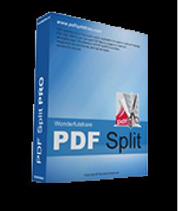Wonderfulshare PDF Split Pro