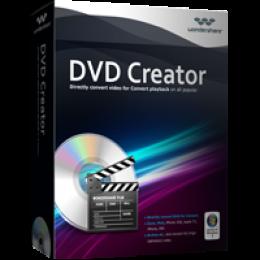 Wondershare DVD Creator for Windows