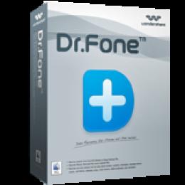 Wondershare Dr.fone for iOS(Mac)