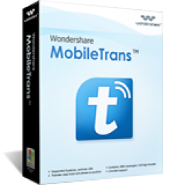 Wondershare MobileTrans Licencia de un año