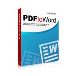 Wondershare PDF to Word Converter for Windows