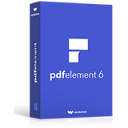 Wondershare PDFelement 6 Pro - 30% Coupon Code