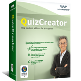 Wondershare QuizCreator for Windows