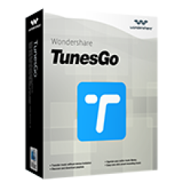 5% Wondershare TunesGo (Mac) - iOS Devices - Promo Code