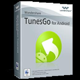 Wondershare TunesGo for Android(Mac)