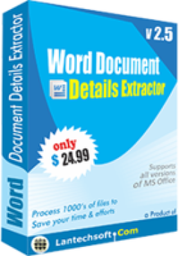Word Document Details Extractor