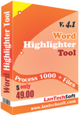 Word Highlighter Tool