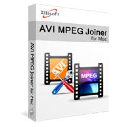Xilisoft AVI MPEG Joiner 2 for Mac