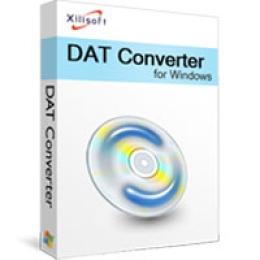 Xilisoft DAT Converter 6
