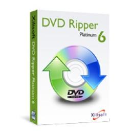Xilisoft DVD Ripper Platinum 6 für Mac