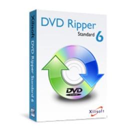 Xilisoft DVD Ripper Standard-6 für Mac