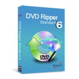 Xilisoft DVD Ripper Standard 6