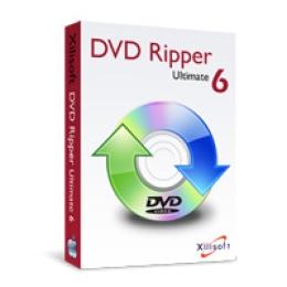 Xilisoft DVD Ripper Ultimate 6 for Mac