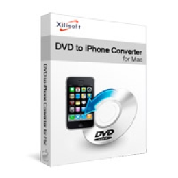 Xilisoft DVD to iPhone Converter 6 for Mac