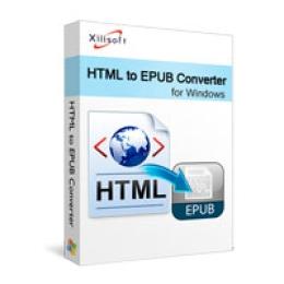 Xilisoft HTML EPUB Converter