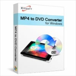 Xilisoft MP4 to DVD Converter