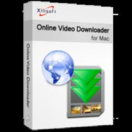 Xilisoft Online Video Downloader para Mac