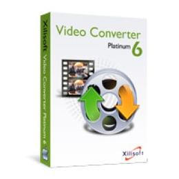 Xilisoft Video Converter Platinum 6 für Mac