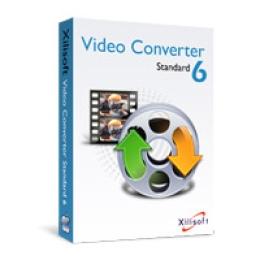 Xilisoft Video Converter Standard 7 for Mac