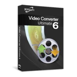 Xilisoft Video Converter Ultimate 6