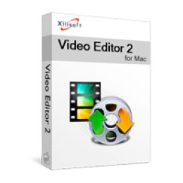 Xilisoft Video Editor for Mac