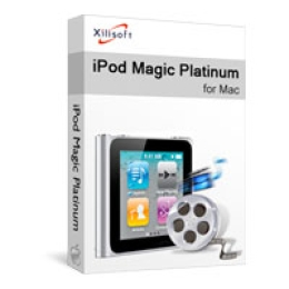 Xilisoft iPod Magic Platinum for Mac