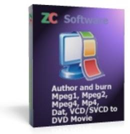 ZC MPEG to DVD Burner