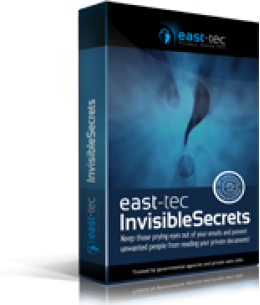 east-tec InvisibleSecrets 4