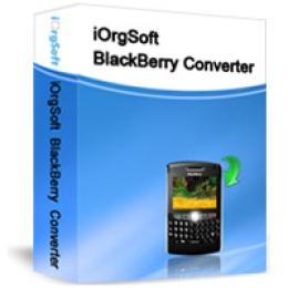 iOrgSoft BlackBerry Video Converter