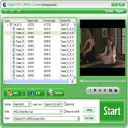 iOrgSoft DVD to MPEG Converter