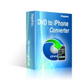 iOrgSoft DVD to iPhone Converter