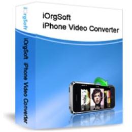 iOrgSoft iPhone Video Converter