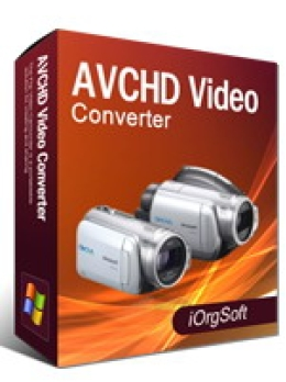iOrgsoft AVCHD Video Converter