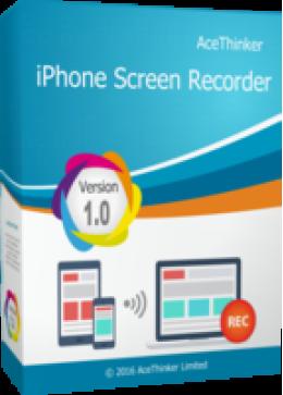 iPhone Screen Recorder (Academic - lifetime)