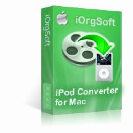 iPod Video Converter for Mac