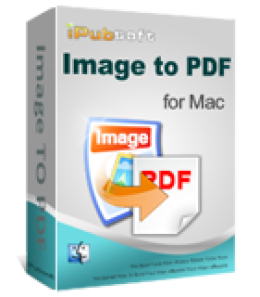 iPubsoft Image to PDF Converter for Mac