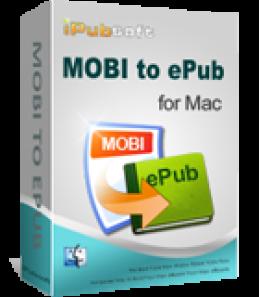 iPubsoft MOBI to ePub Converter for Mac