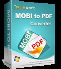 iPubsoft Mobi to PDF Converter 65% Promo Code